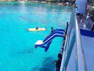 Paco catamaran
