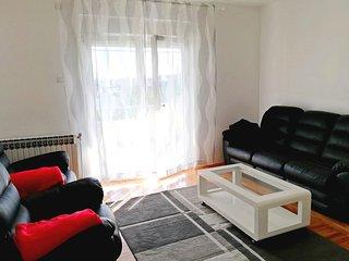 Two bedroom apartment Novi Vinodolski (A-15831-b)
