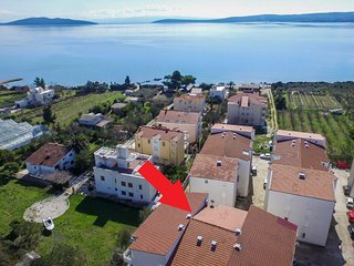One bedroom apartment Kastel Stafilic (Kastela) (A-15867-a)