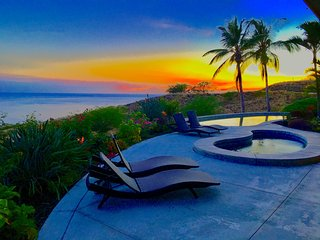 Mana Kai at Kohala Ranch, Panoramic Ocean View 4 Bd. Luxury Home in the Heathers
