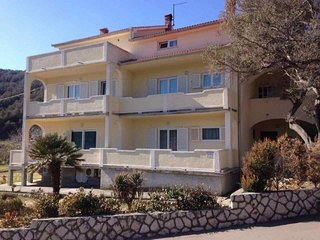 Two bedroom apartment Supetarska Draga - Donja (Rab) (A-15983-b)