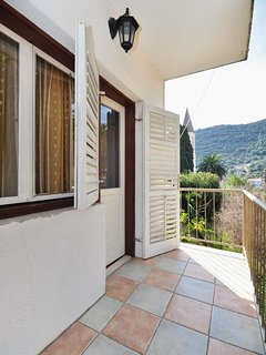 Balcony, Surface: 25 m²