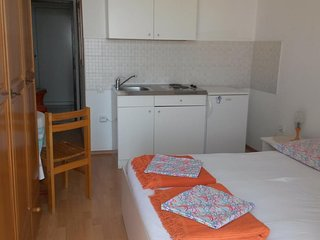 Studio flat Tučepi, Makarska (AS-16037-b)