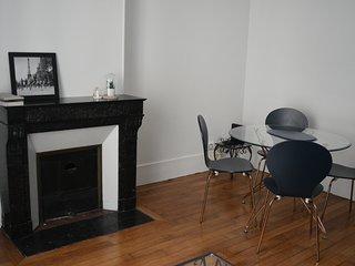Charming and confortable flat at Paris