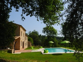 Villa Estia, Private pool and mountains view