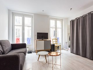Beautiful bright studio - Saint Lazare