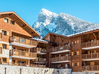2 bedroom Apartment in Samoëns, Auvergne-Rhône-Alpes, France : ref 5653699