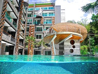 New city view apartment in Patong!