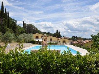 3 bedroom Villa in Monteverdi Marittimo, Tuscany, Italy : ref 5654263