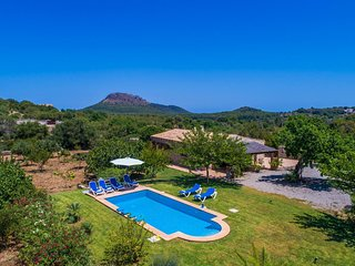 Capdepera Holiday Home Sleeps 7 with Pool and WiFi - 5503236