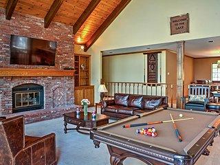 Lake Arrowhead House w/ Lake Access & Wet Bar!