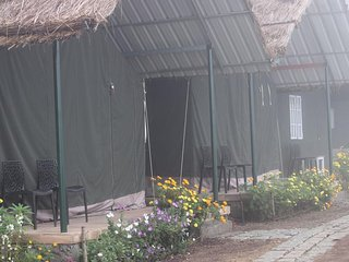ANAERANGAL CAMP: Tent 3