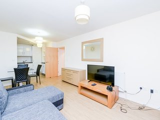 Seagull Lane Flat 34 . Smart 2 Bedroom Flat Near London City Airport
