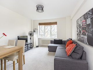 Tintern house, Ap 27 · Cozy 1 Bedroom Flat Near Ecclestone Square Park