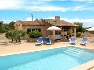 2 bedroom Villa in es Llombards, Balearic Islands, Spain : ref 5638113