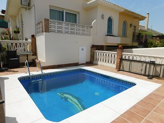Beautiful apartment for 2/3 people with private pool