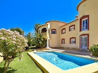 5 bedroom Villa in Vila-real, Valencia, Spain : ref 5605249