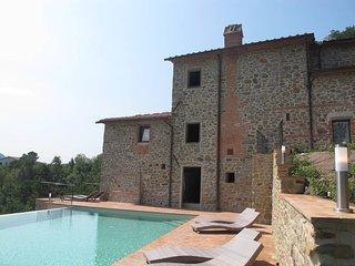 5 bedroom Villa in Borgo San Lorenzo, Tuscany, Italy : ref 5644630