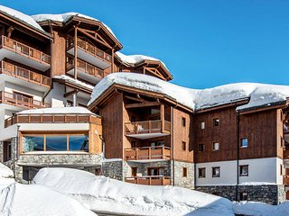 2 bedroom Apartment in La Rosiere, Auvergne-Rhone-Alpes, France - 5653723