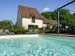 5 bedroom Villa in La Riviere-Drugeon, Bourgogne-Franche-Comte, France : ref 565
