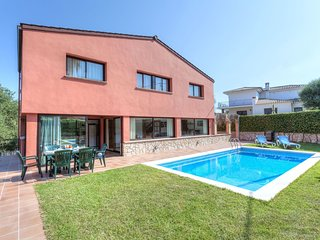 4 bedroom Villa in Les Bateries, Catalonia, Spain : ref 5514629