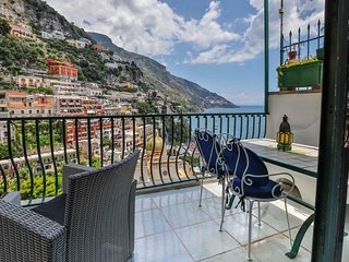 Apartament in Positano ID 3320
