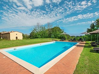 2 bedroom Apartment in San Ruffino, Tuscany, Italy : ref 5559270