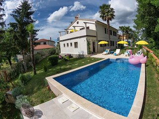 3 bedroom Villa in Karojba, Istria, Croatia : ref 5641030