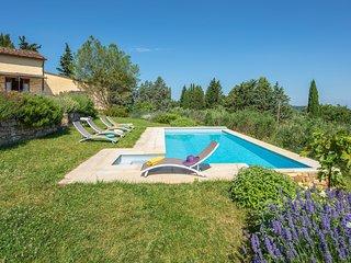 6 bedroom Villa in Strada in Chianti, Tuscany, Italy : ref 5226702