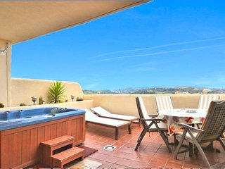 Unbeatable terrace and Jacuzzi Ref 48