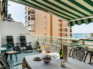 Rooftop pool in Fuengirola Ref 32