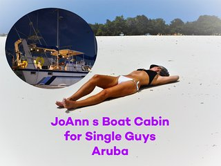 JoAnn's Boat Cabin for Single Travelers