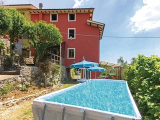 4 bedroom Villa in Gombitelli, Tuscany, Italy : ref 5609390
