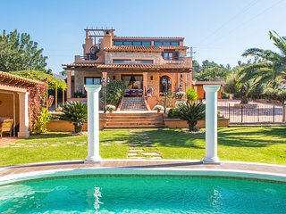 5 bedroom Villa in Palmanyola, Balearic Islands, Spain : ref 5654284