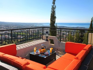Villa Paros - Sunrise Dreams- 3 Bed Villa, Private Pool, Amazing Views- Free Car