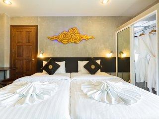 Baan Kamala Fantasea Hotel;32 Sqm Premier twin bed
