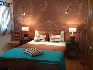 Manta Rota beach B&B room en suite