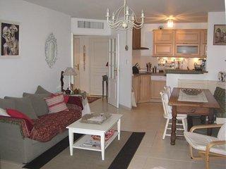 Bel appartement de standing climatisé avec 2 chambres