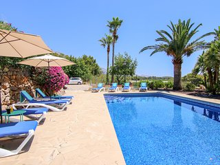 Lujosa villa con piscina privada Ref.254379