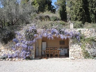 Villa Rental with Private Pool and access to private Waterfall in Provence - Mai