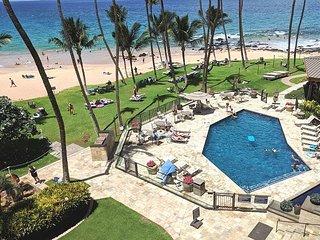 Summer Fun!  Mana Kai 411 ~ Spectacular 2 BR, 2 BA Ocean Front Property!