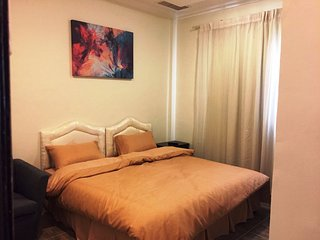 Furnished Studio in Salmiya - Flowers INN#2.Accessible location ,value for money