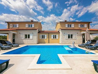 6 bedroom Villa in Veli Golji, Istria, Croatia : ref 5654521