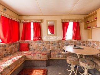Seawick, 3 Bed, 8 Berth. Close to amenities. Ref 27363