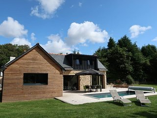 3 bedroom Villa in Benodet, Brittany, France : ref 5438026