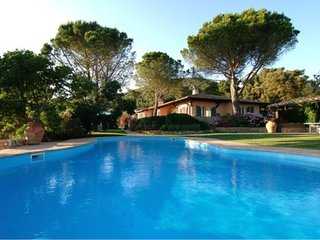 7 bedroom Villa in Cala Piccola, Tuscany, Italy : ref 5654557