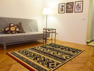 Charming Cismigiu - 2 room Flat within walking distance of downtown landmarks