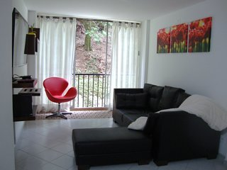 Comfortable 2 Bedroom Apartment in Laureles Medellin