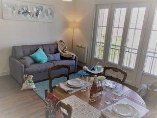 Les Pleiades - Appartement 1 chambre a 5mn de la plage et du centre