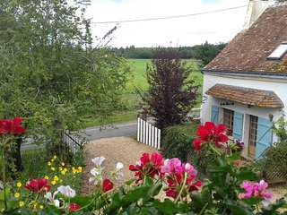 Pretty gite in lovely Loire French countryside